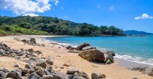 trilha costeira de zimbros